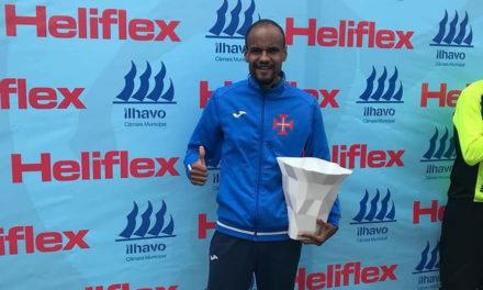 Paulo Paula vence a Meia Maratona de Ílhavo