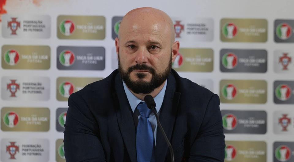 Alteração no comando técnico da equipa de futsal para a época 2018/19
