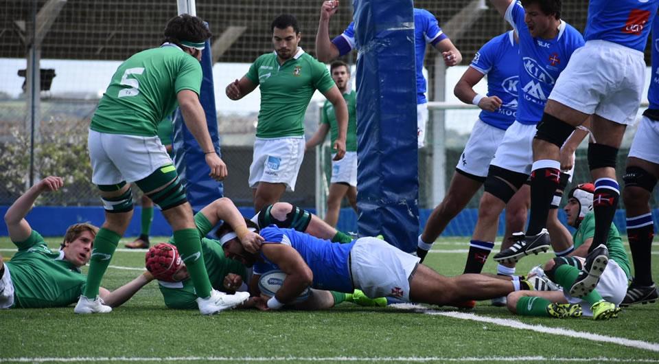 FPR volta atrás e final do campeonato de Rugby 2017/18 disputa-se no dia 22