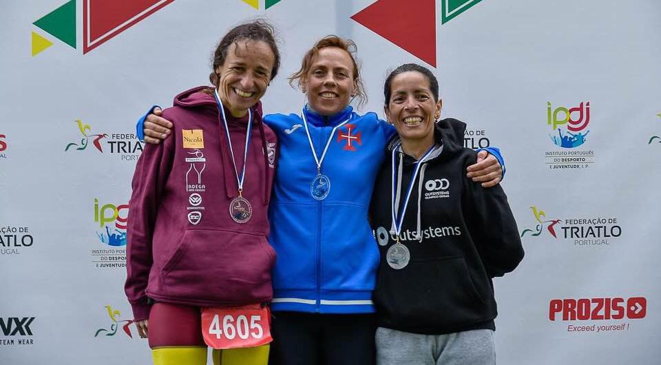 Filipa Oliveira triunfa em M45 no Aquatlo de Vila Nova de Barquinha