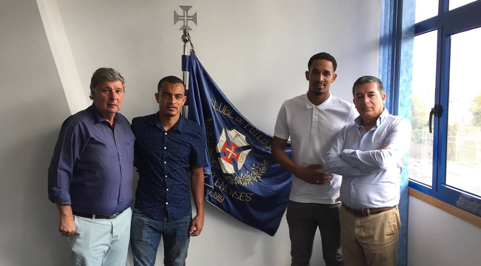 Grupo Desportivo Santa Cruz em visita ao Restelo