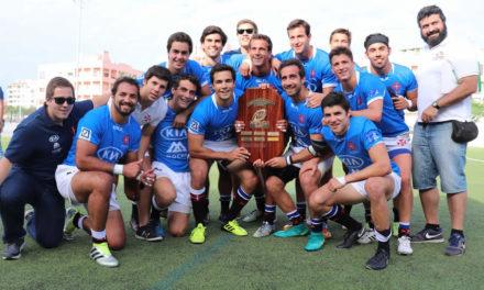 Belenenses é Campeão Nacional de Rugby em Sevens