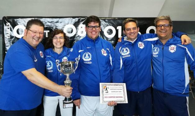 Belenenses é Vice-Campeão Nacional de Futebol de Mesa