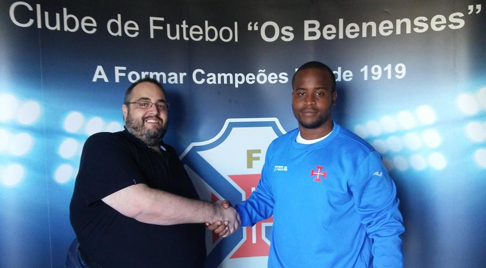 Fábio Semedo avança para a sua 15ª época ao serviço do Belenenses