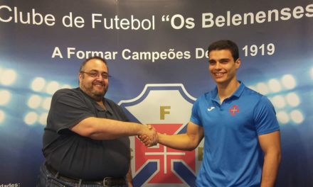 João Ferreira avança para mais duas épocas no Acácio Rosa