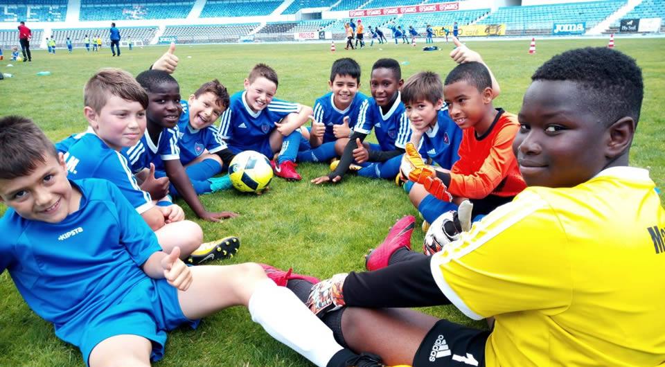 Mil jovens atletas na festa de final de época das Escolas do Belenenses