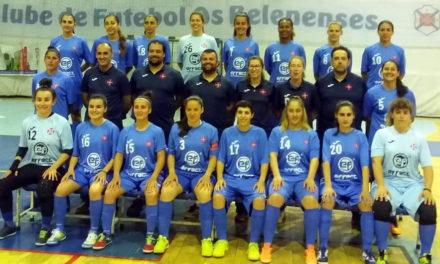 Final-4 da Taça Nacional de Futsal feminino em antevisão