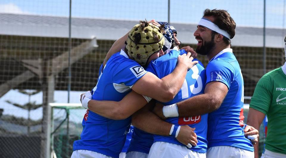 Campeões Nacionais de Rugby 2017/18