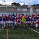 Veteranos vencem Ajax por 6-2 em mais uma jornada de convívio
