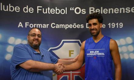 Marcelo Pires avança para mais uma época no Acácio Rosa