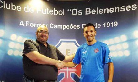 Fábio Armando avança para a sua 3ª época ao serviço do futsal azul