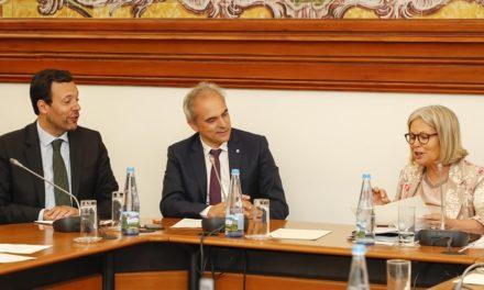 Belenenses recebido no Parlamento: Partidos vão analisar alterações à Lei das SAD