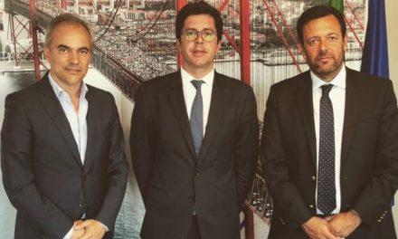 Belenenses em reunião de trabalho na Secretaria de Estado do Desporto