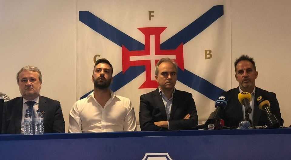 Futebol | Equipa técnica 2018/19