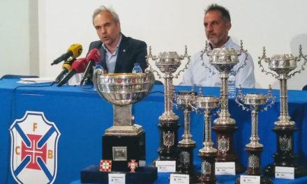 Taira regressa ao Restelo e assume funções de Director Desportivo do futebol azul
