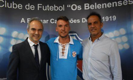 Ricardo Viegas regressa ao Restelo para reforçar o futebol sénior azul