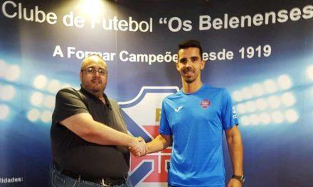 Pivot André Silva (ex-Fabril) é reforço do futsal azul