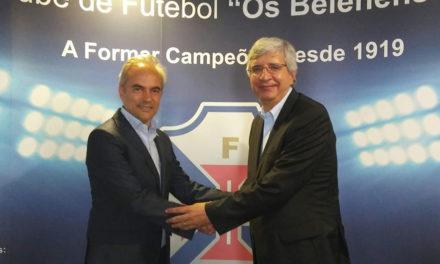 Alípio Matos regressa ao comando técnico do Futsal do Belenenses