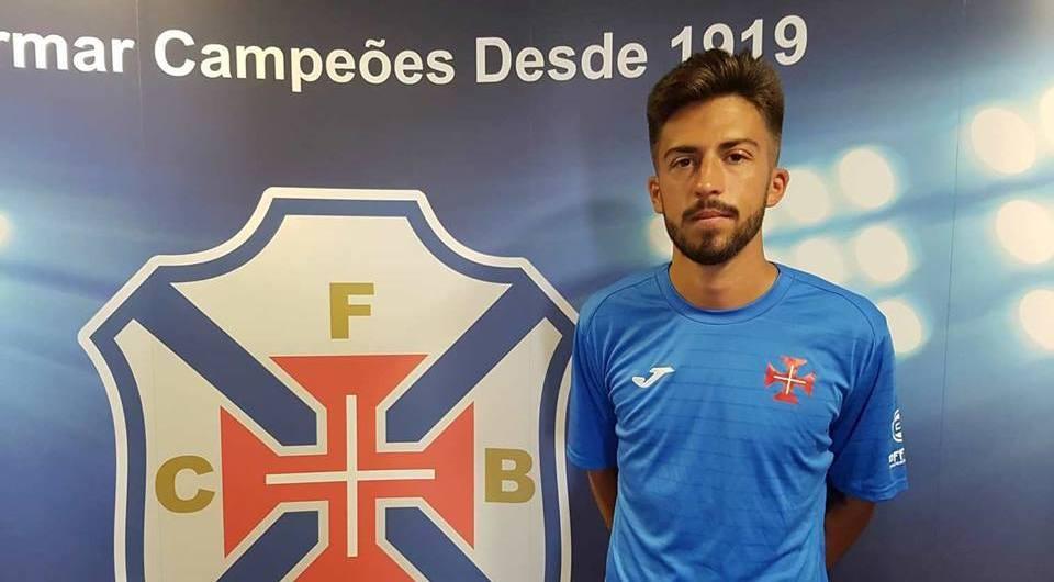Cláudio Ferreira reforça o Futsal d'Os Belenenses