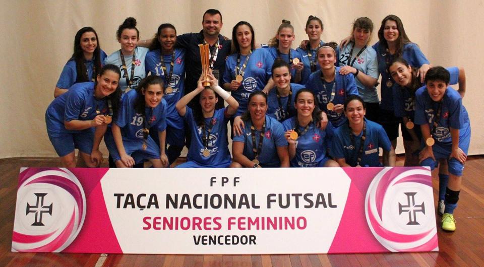 Época 2018/19 de Futsal feminino já está em marcha
