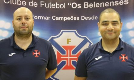 Ricardo Xambre assume a direcção da Formação do Futsal azul