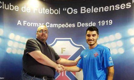 Internacional Sub-21 João Marques por mais uma temporada