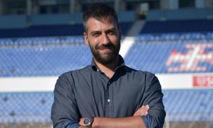 """Nuno Oliveira: """"Vamos deixar a vida em campo pelo Belenenses"""""""