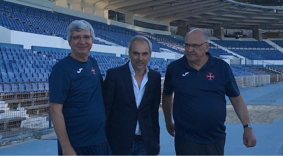Andebol e Futsal em cerimónia de apresentação para a nova época