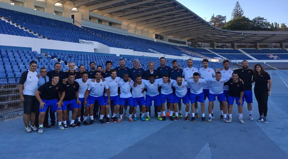 Desaire comprometedor frente aos Leões de Porto Salvo marca a 9ª jornada
