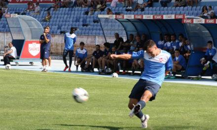 Vitória expressiva no primeiro teste da temporada 2018/19