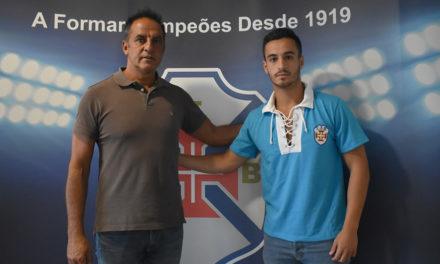 Pedro Rosário é reforço dos comandados de Nuno Oliveira