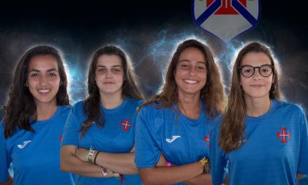 Vencedoras da Taça Nacional voltam ao trabalho com quatro reforços