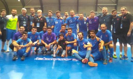 Deslocação a Coimbra na 4ª eliminatória da Taça de Portugal de Futsal