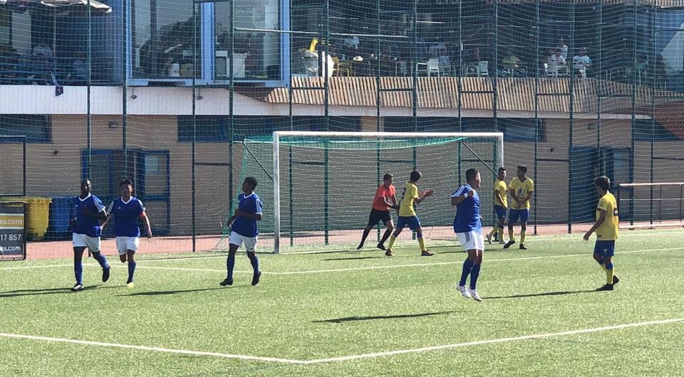 Sub-19 vencem no Estoril e entram com o pé direito no Nacional de Juniores