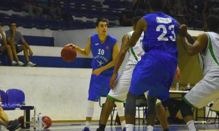 Vitória e boas indicações na apresentação aos Sócios da equipa de basquetebol