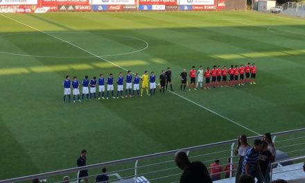 Triunfo claro dos Iniciados marca o fim-de-semana do futebol de formação
