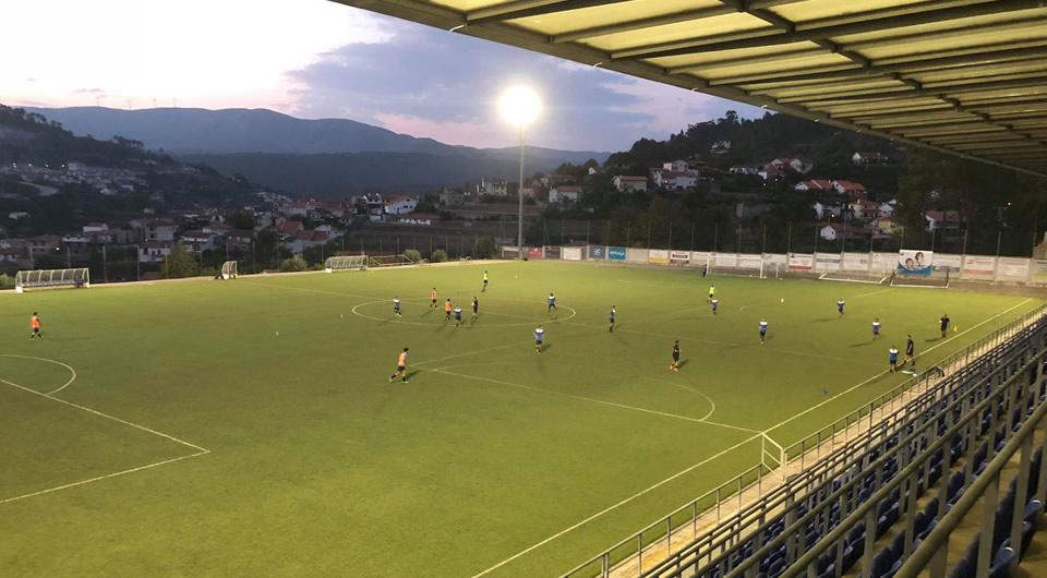 Futebol do Belenenses visita São Pedro do Sul no fim-de-semana