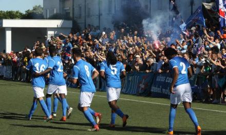 A 8ª jornada do campeonato joga-se domingo nos Olivais