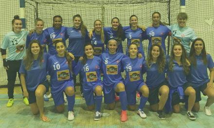 Futsal Feminino: azuis avançam para os quartos-de-final da Taça de Portugal
