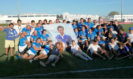 Belenenses vence a Académica e conquista a Supertaça de Rugby