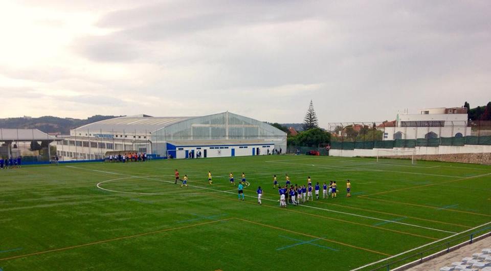 Iniciados despedem-se da 2ª Fase com vitória no Algarve