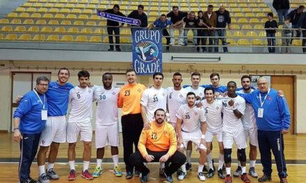 Azuis vencem nos Açores e sobem ao 4º lugar do Campeonato Andebol1