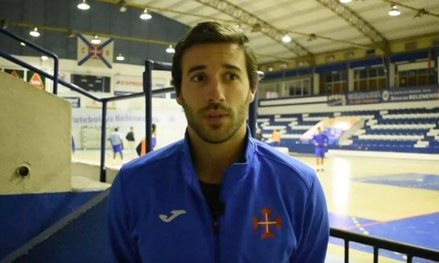 José Maria Torres por mais uma época ao serviço do basket azul