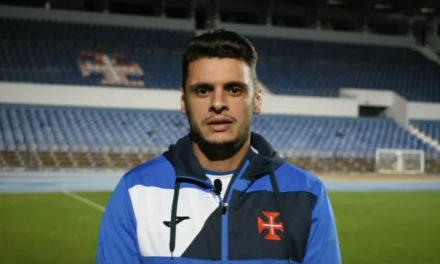 Ponta-de-lança Ruben Braga convoca-te para domingo no Restelo!