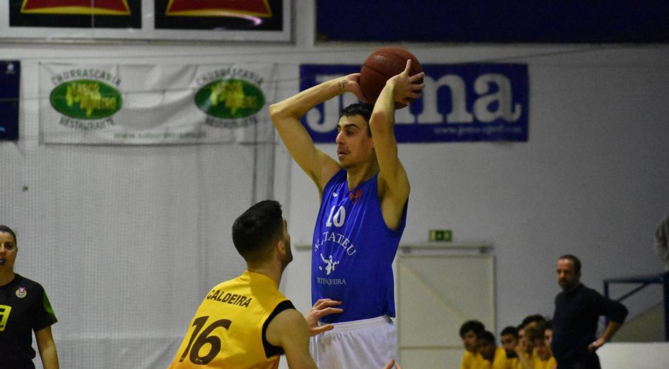 Ricardo Rosa por mais um ano no Basket do Belenenses