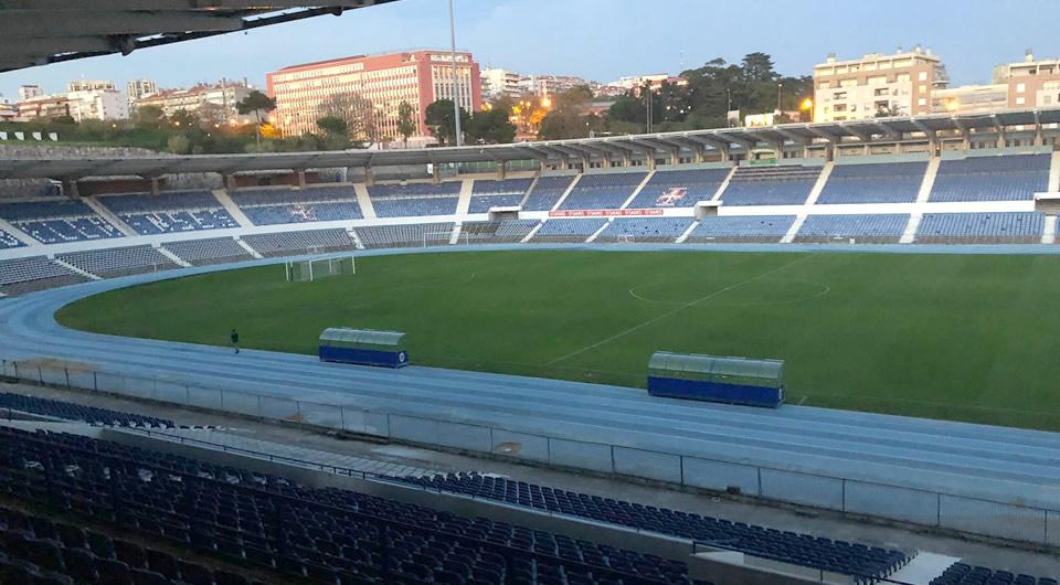 Estádio do Restelo será palco de um Jogo de Natal Solidário