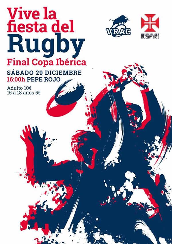 Rugby | Taça Ibérica 2018