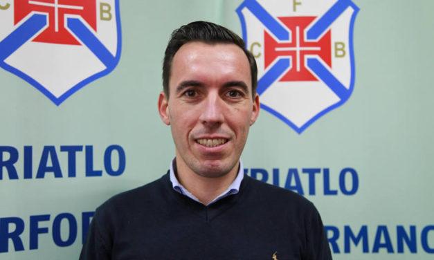 Sérgio Silva chega ao Restelo para integrar a equipa técnica de Triatlo do Belenenses