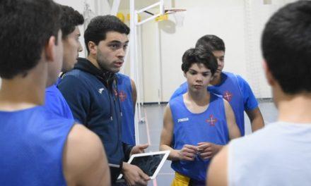 Basquetebol: Sub-16 M em semana de decisões