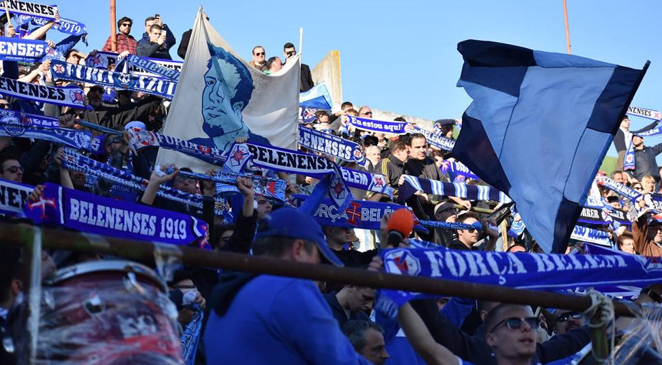 A 10ª jornada joga-se domingo frente ao Estoril Praia
